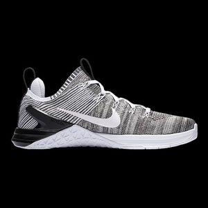 Women's Nike Metcon DSX Flyknit 2 grey white 10.5